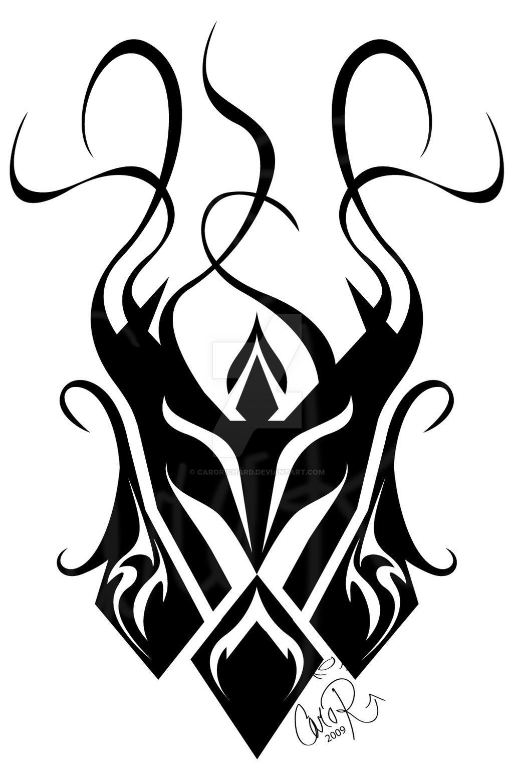 Another transformer logo by CaroRichard on DeviantArt