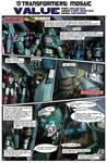 Transformers Mosaic Value