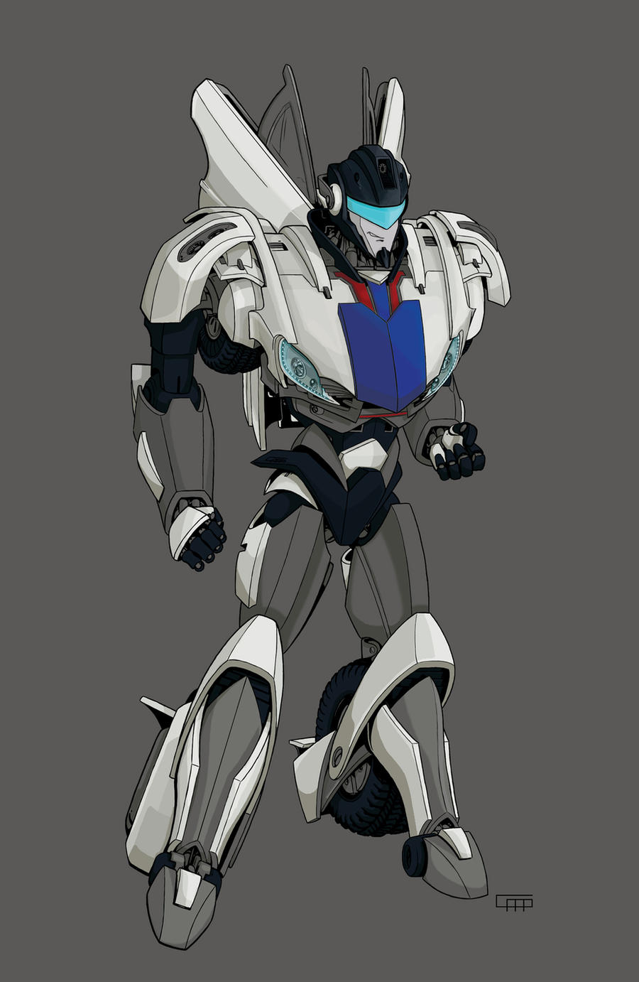 TFP Jazz color scheme wip edit by CaroRichard