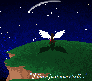 Every angel has a wish~ by JennieGamer