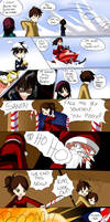 Santa's Return: Finale by Final-Boss-Emiko