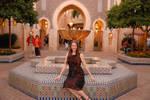 Amira World Dancer - Morocco Fountain