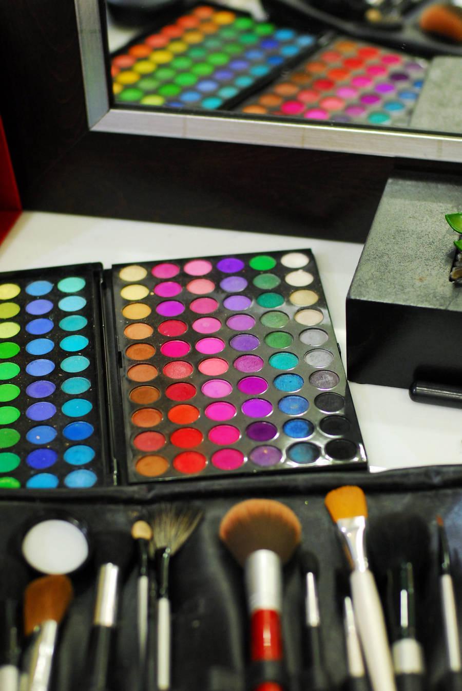 Annette's Color Pallet by Bonedaddybruce