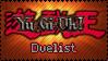 Yu-Gi-Oh Duelist Stamp by bieIIe