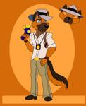 Detective Wolfgang Shepherd