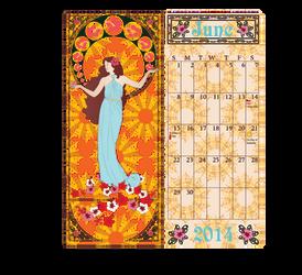 Mucha Poster by The-Manga-Goddess