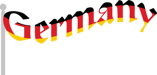 Germany Logotype by The-Manga-Goddess