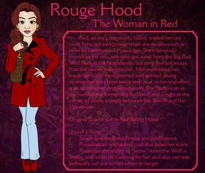 The Wolf Among Us Bio - Red Riding Hood by The-Manga-Goddess