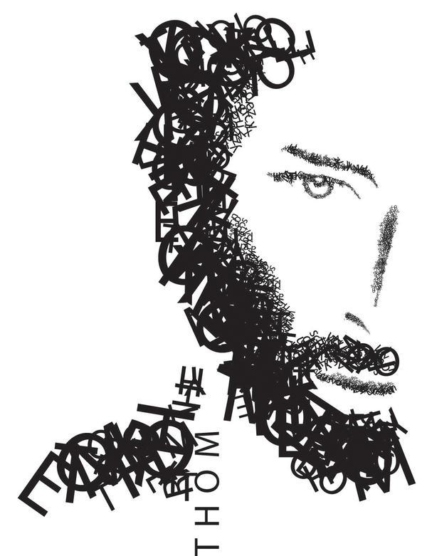 Thom Yorke by findra