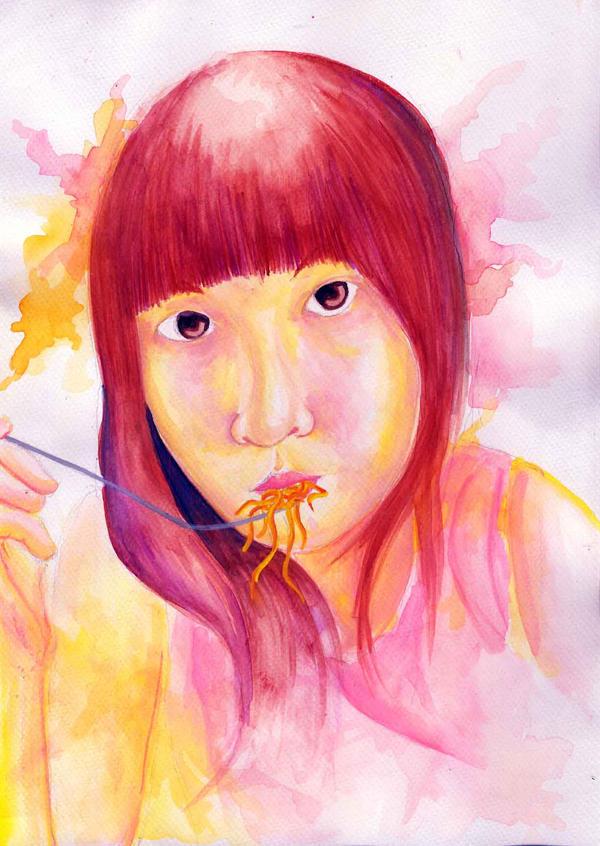 Kawai Girl by findra