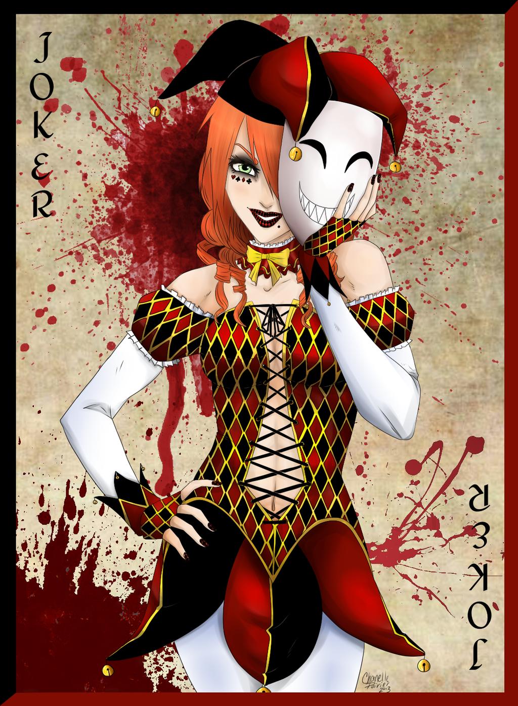 joker card art - photo #26