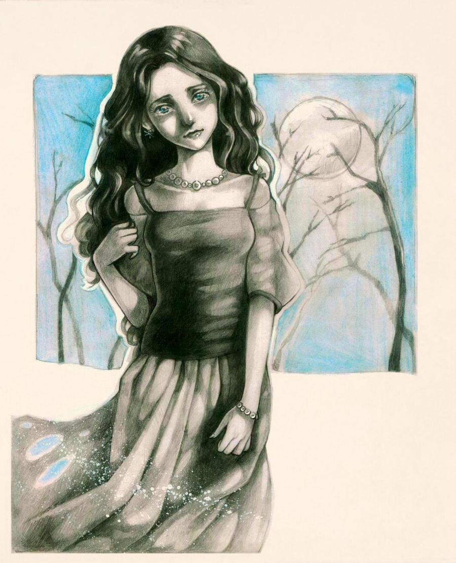 Princess Luciana by xXjannatXx
