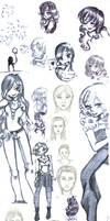 Random Doodles 2