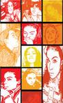 Self Portrait:Graphic Design