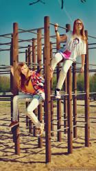 Celina and Natalia 01