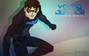 Nightwing by idaiku17