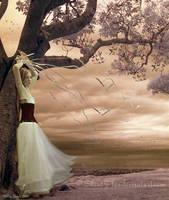 The Butterfly Tree by SilentPlea