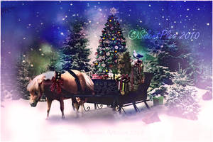 Merry Christmas by SilentPlea
