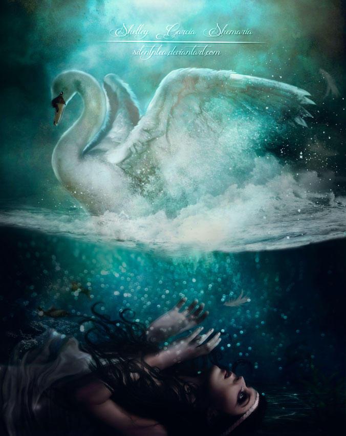 Swan Lake by SilentPlea