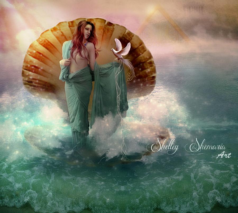 Aphrodite 2 by SilentPlea