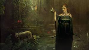 Artemis by SilentPlea