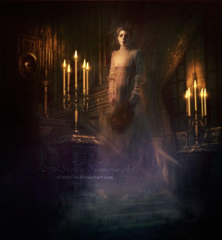Ghost Bride by SilentPlea