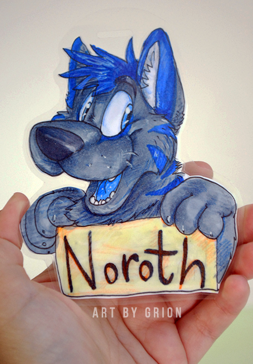 Noroth badge by Grion