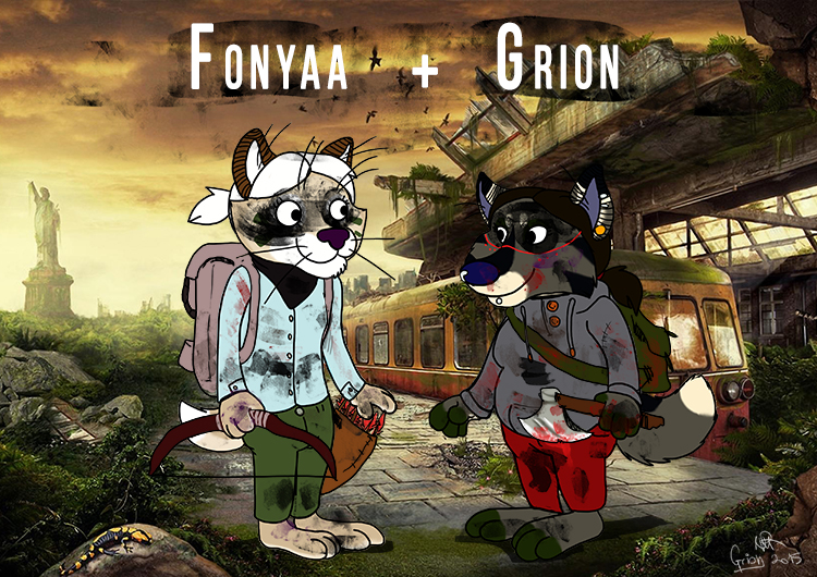 Eurofurence21 door sign by Grion