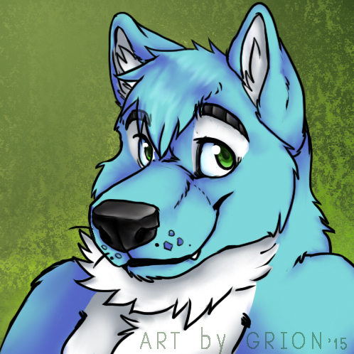 Benzo husky by Grion