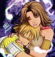 X-2 Hugs by darkcat2004