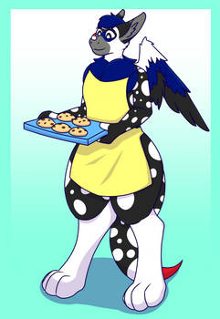 Commission: The Consequences of Baking (1/3)