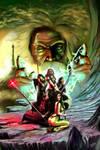The Black Bearer - Front