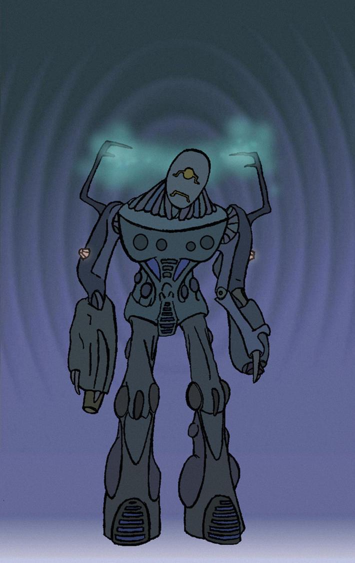 Cyber-Dalek 2.0 by systemcat