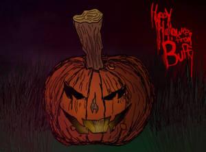 Happy Halloween from Buffy by systemcat