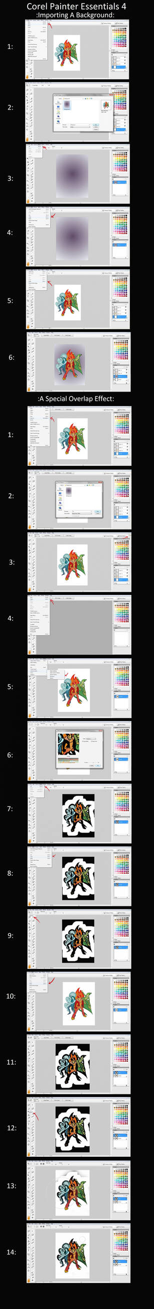 Corel Painter Essentials 4: Double Tutorial