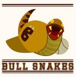 Bull Snakes by systemcat