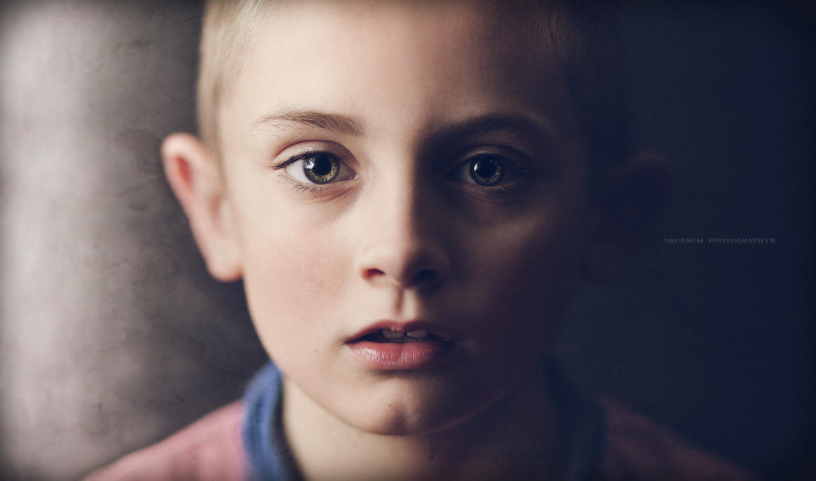 The Boy by Arcanum-Photography
