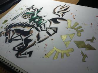 Hero's Crest by shadowmer92