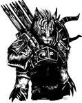 Khajiit Barbarian