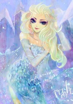 Frozen Elsa