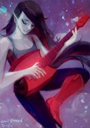 Marceline by alaskaYU