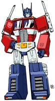 T-25: Optimus Prime by Kingoji