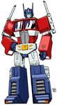T-25: Optimus Prime