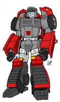 Windcharger redesign.