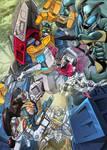 Beast Wars - AA collaboration