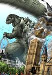 Big Ben Boom - Godzilla