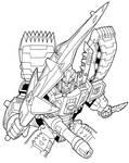 Armada Megatron