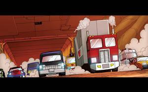 AA13 Comic preview 2 by Kingoji