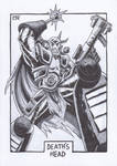 AA13 Sketch - Death's Head