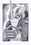 AA13 Sketch - Starscream Prime 2